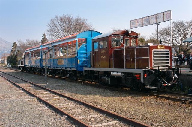画像: トロッコ列車(イメージ)