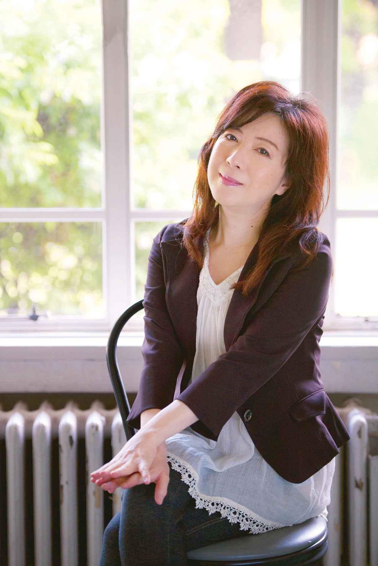 画像: 作曲家・ピアニストの中村由利子さん