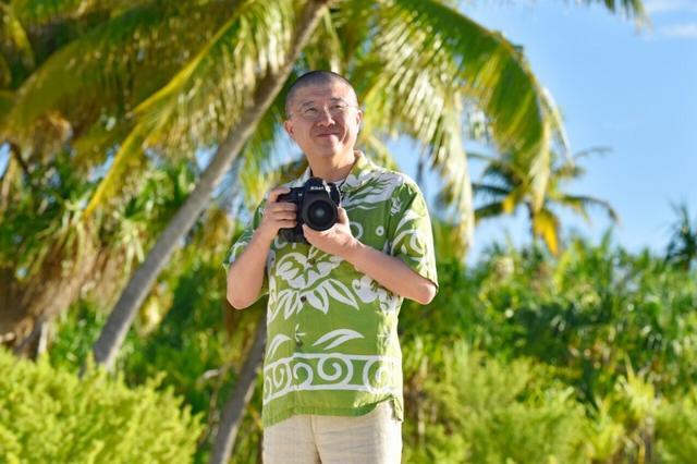 画像: 【フォト旅】羽田会場/楽園写真家・三好和義さんトークショー【三好和義】|クラブツーリズム