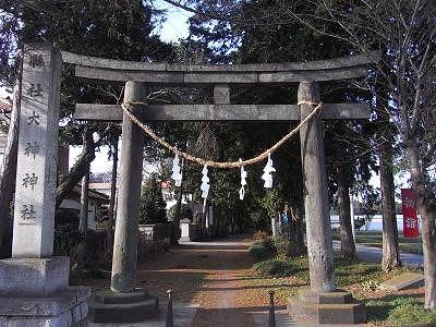 画像: 第2回 千住から大神神社(室の八島・大神神社)
