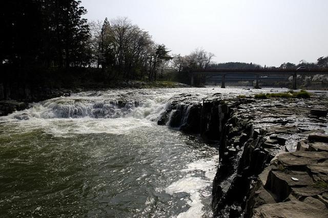 画像: 第6回 黒塚・観世寺より国見まで(乙字ヶ滝)