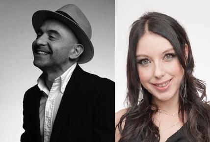 画像: 左:フィリップ・エマールさん 右:ミレイユさん