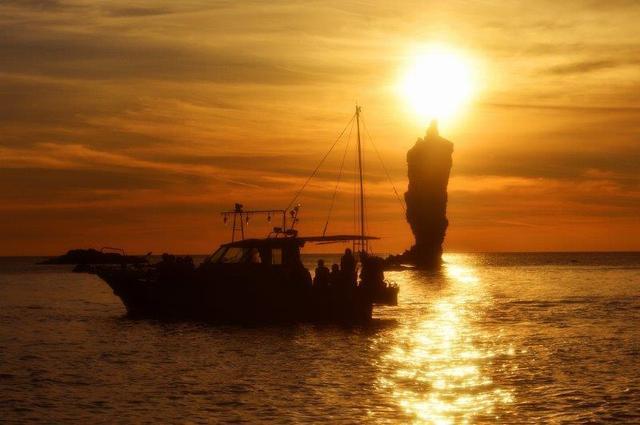 画像: 2回の撮影チャンス!夕日が灯すローソク島 夏の隠岐4島をめぐる大自然の絶景美 5日間【名古屋駅出発】