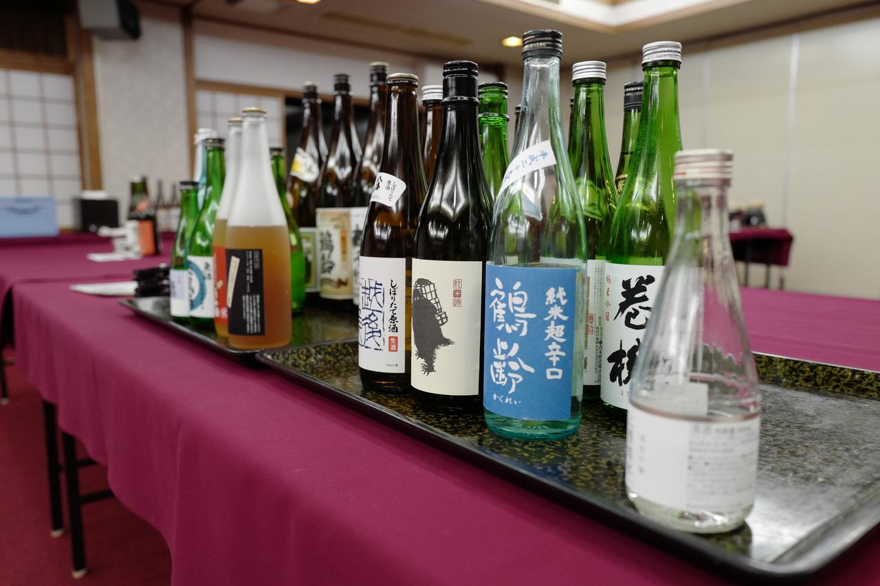 画像: 日本酒の選び方セミナー