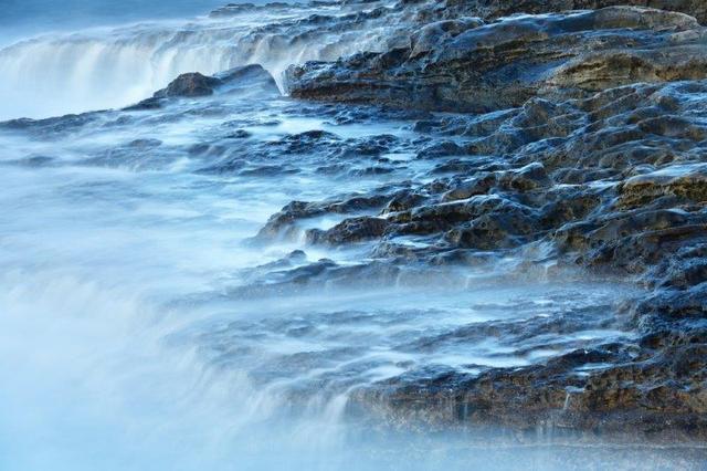画像: 事前講座付き 日中の長時間露出に挑戦 南紀白浜の岩礁と海風景 日帰り