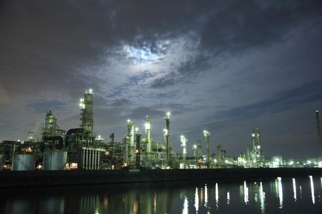 画像: 事前講座付き 四日市夜景と満月の撮影 日帰り