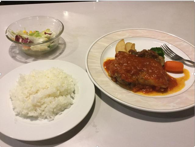 画像: 洋食チキン