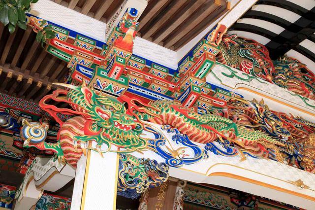 画像: 寶登山神社 本殿