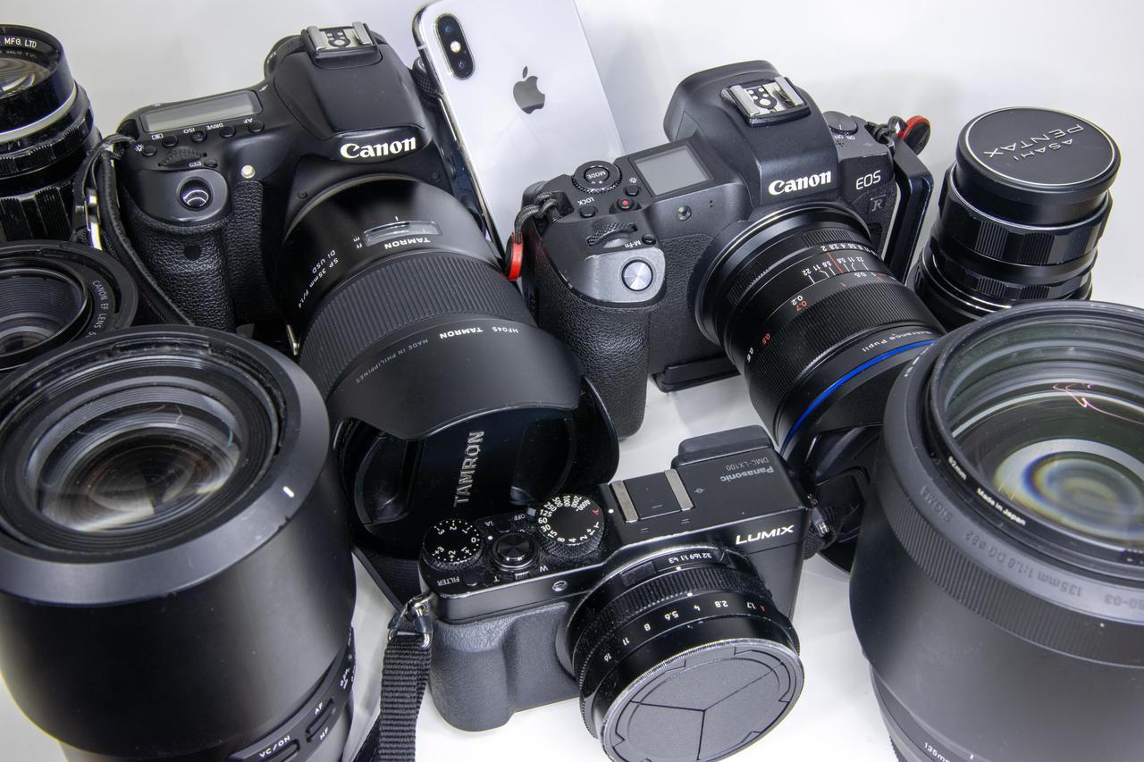 画像: カメラ・レンズについて