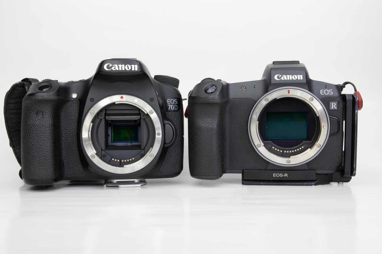 画像: フルサイズとAPS-Cの違い カメラのセンサーサイズ解説【初心者向け】
