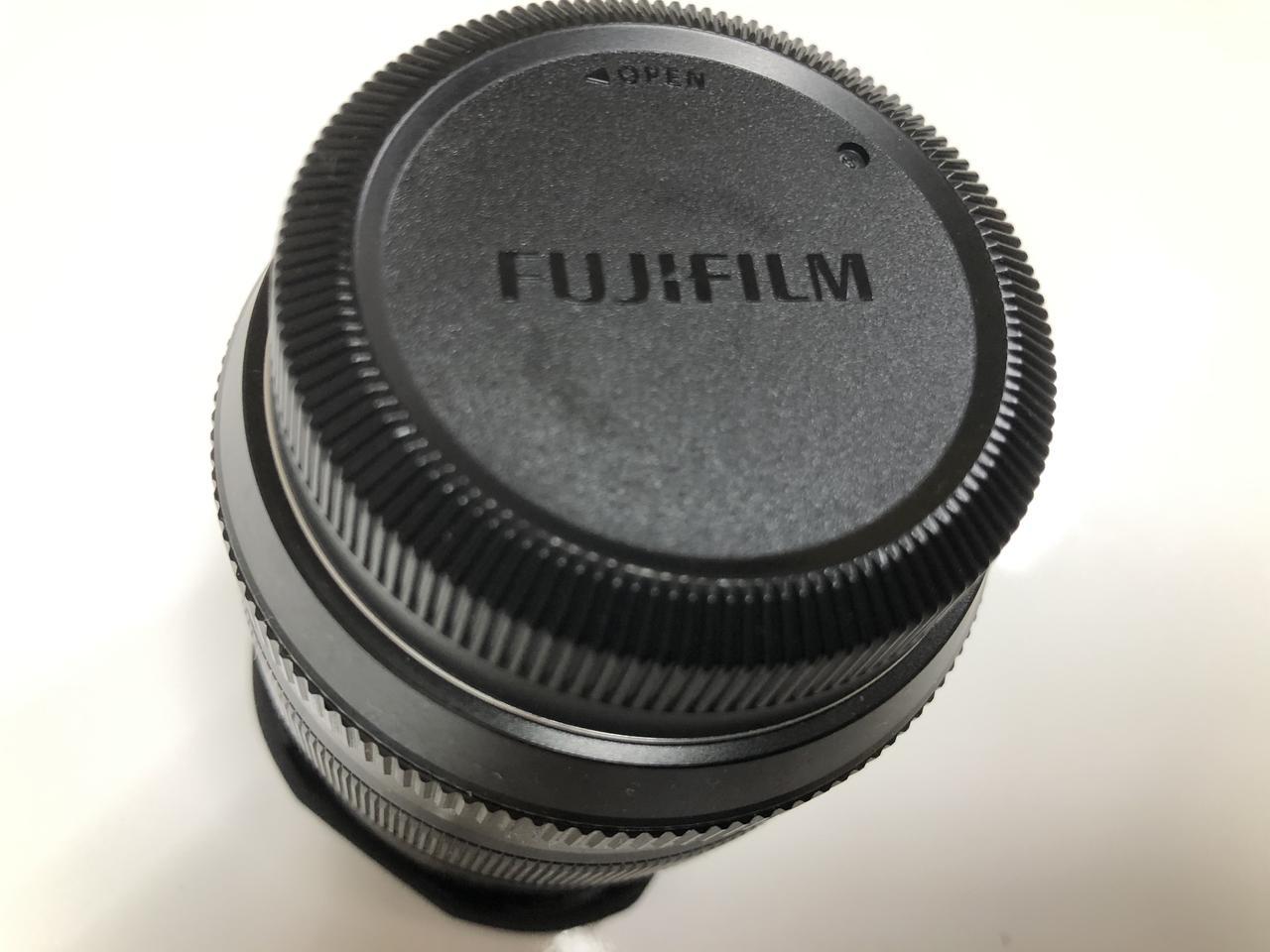 画像: FUJIFILMの純正レンズ