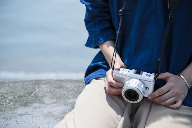 画像: ミラーレスカメラを持って出かけよう!