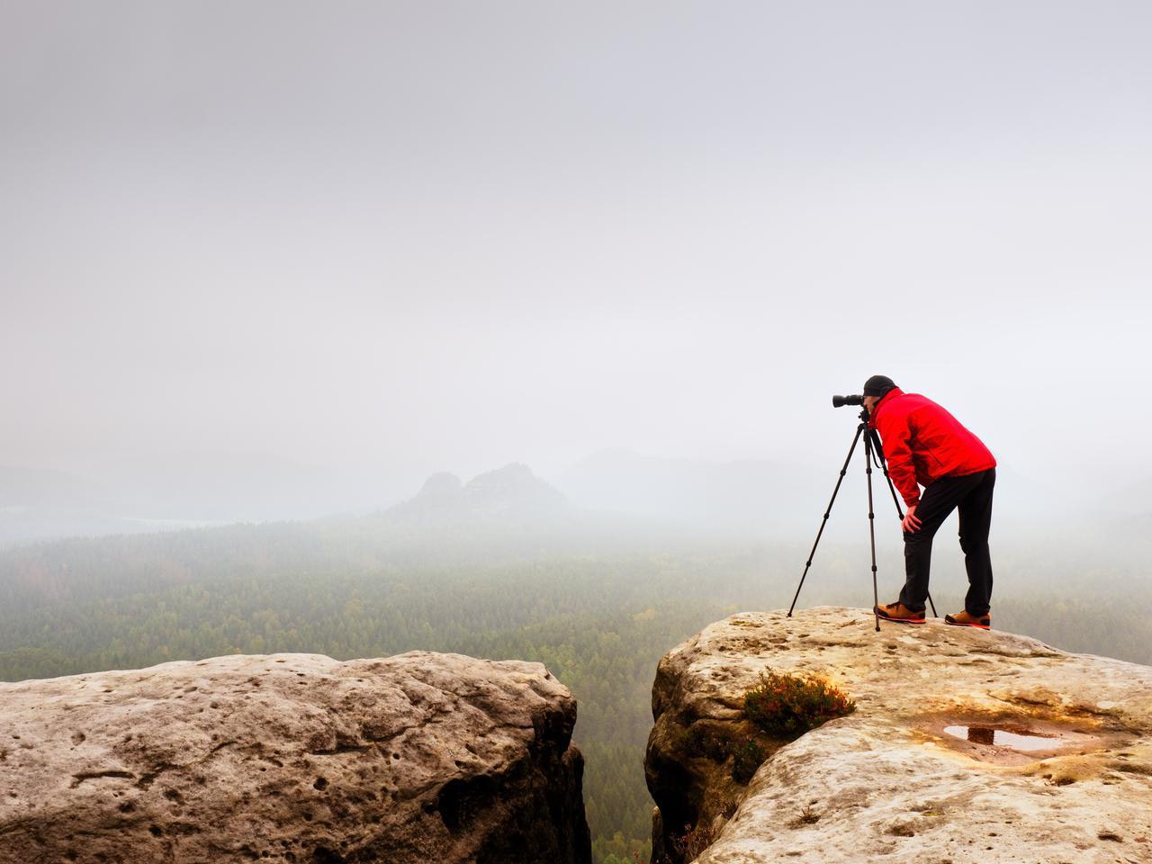 画像: 山の中などの過酷な撮影時は重宝します