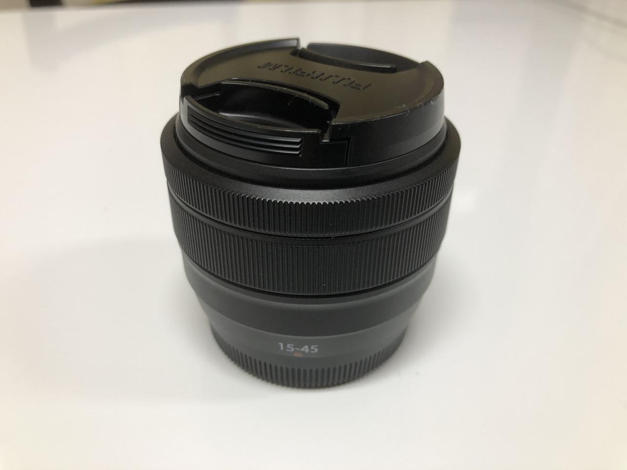 画像: 標準ズームレンズ FUJIFILM XC35mm F3.5-5.6