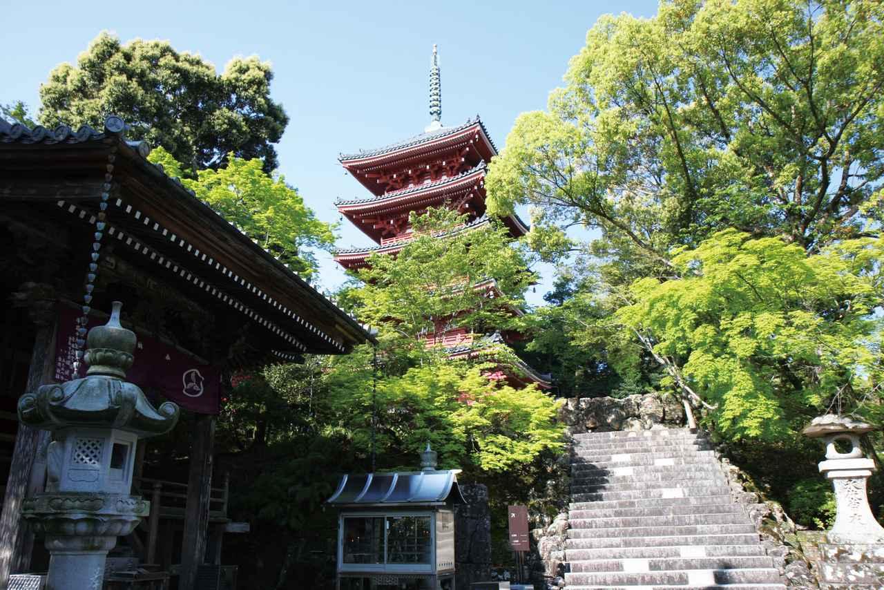 画像: 31番札所 竹林寺