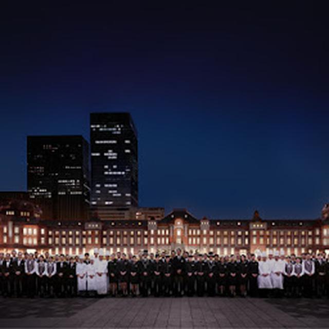 画像: 東京ステーションホテル · 〒100-0005 東京都千代田区丸の内1丁目9−1