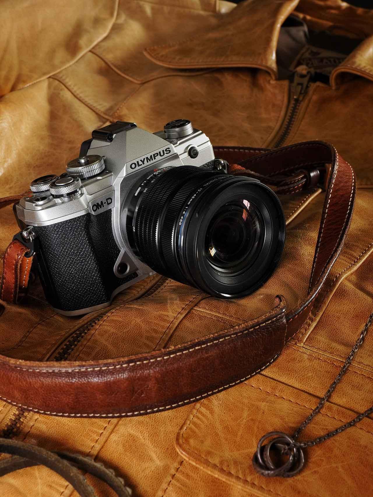 画像2: OM-D E-M5 Mark Ⅲ