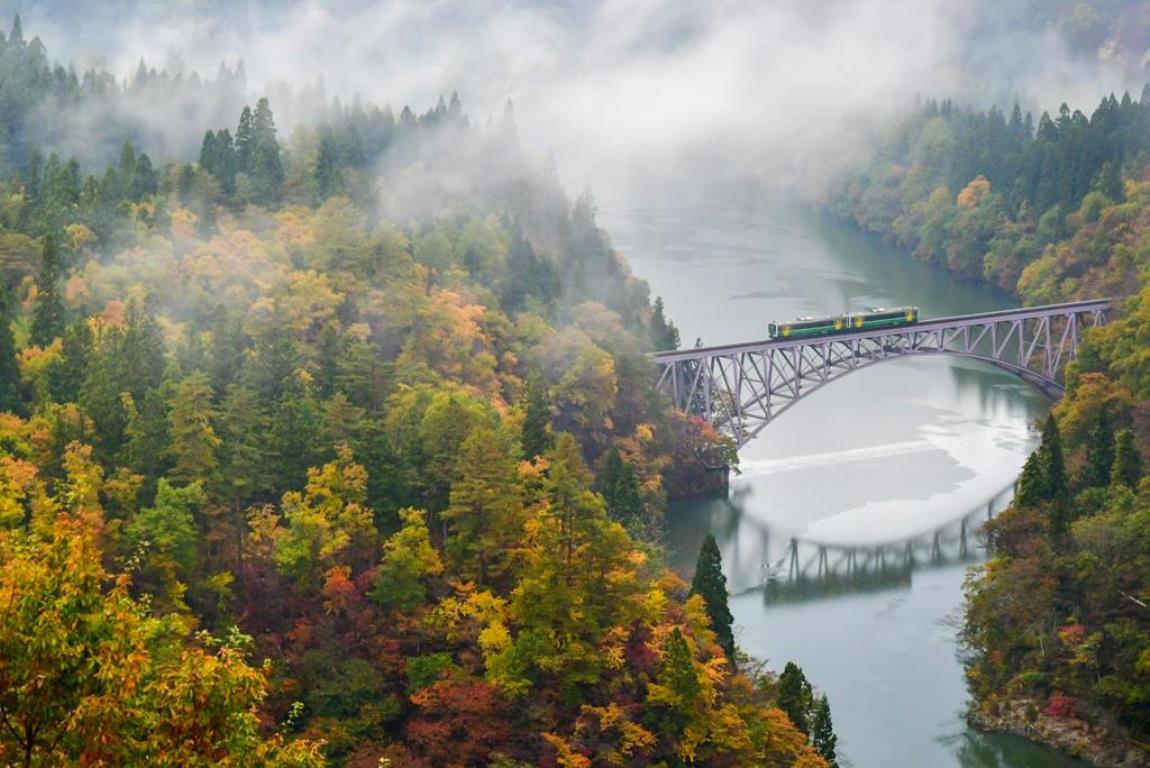 画像: 旅情あふれる鉄道風景を撮ろう!|クラブツーリズム