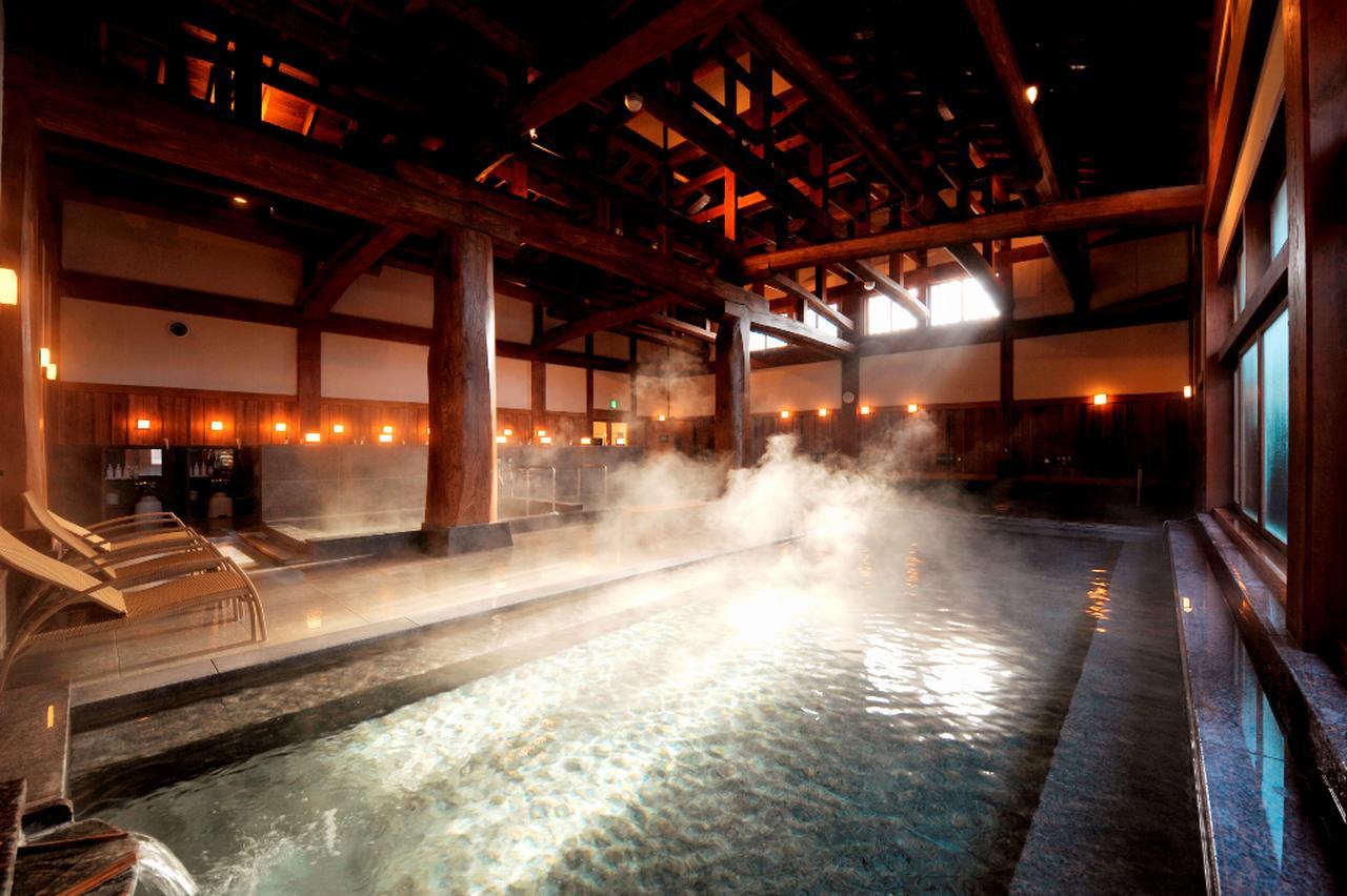 画像: 入浴でさっぱり(イメージ)
