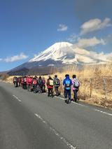 画像1: 富士山を感じながらのウォーキング♪