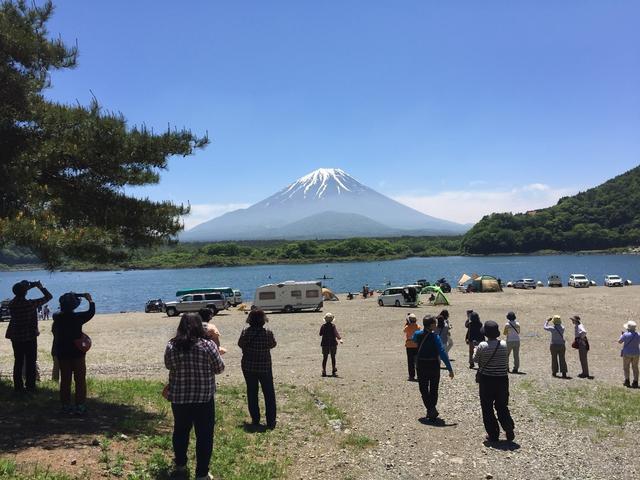 画像2: 富士山を感じながらのウォーキング♪