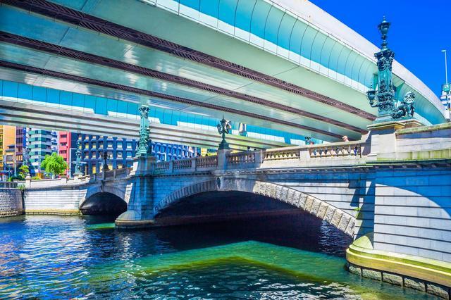 画像: 街道の起点・日本橋(第1回)