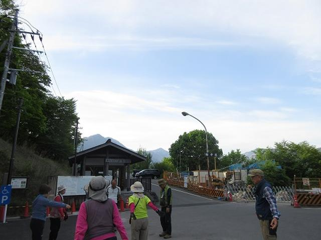 画像1: 【山旅会】雲取山のご案内
