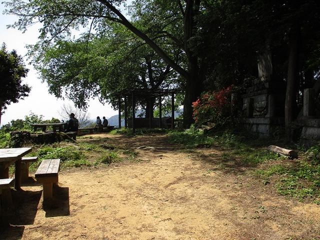 画像7: 【山旅会】狐塚峠から八王子城跡