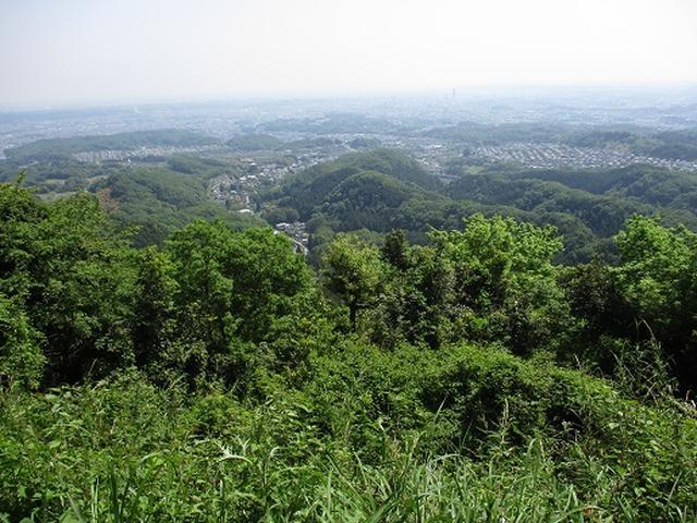 画像8: 【山旅会】狐塚峠から八王子城跡