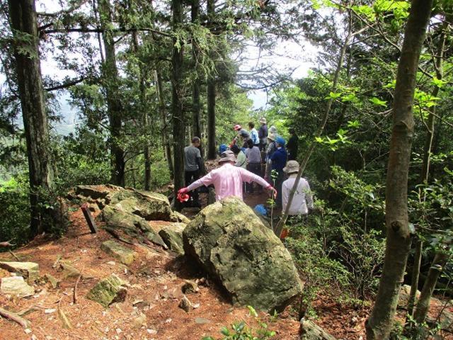 画像4: 【山旅会】越上山から顔振峠