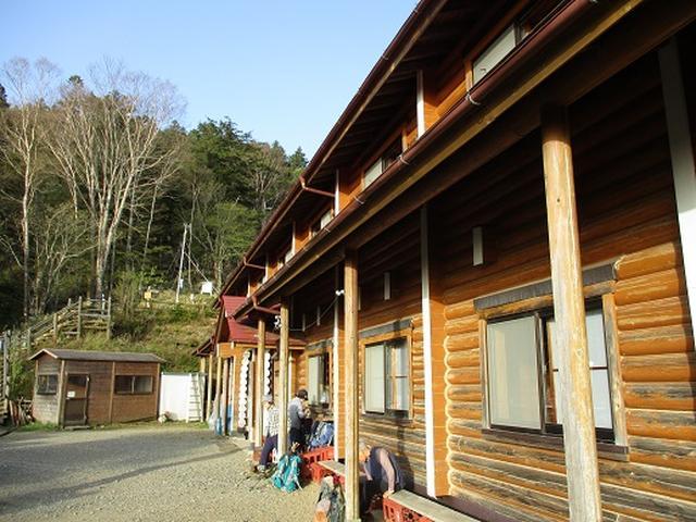 画像1: 【山旅会】雲取山から鴨沢