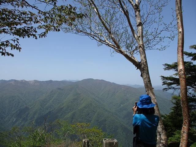 画像9: 【山旅会】三峰から雲取山