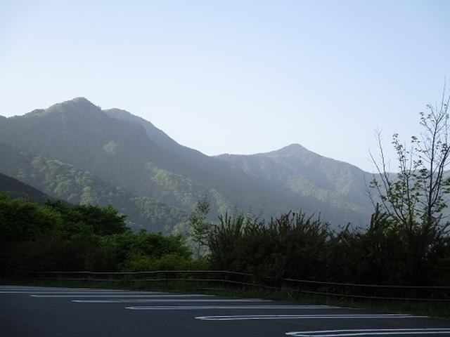 画像1: 【山旅会】三峰から雲取山
