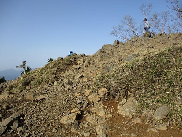 画像4: 【山旅会】雲取山から鴨沢