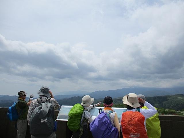 画像12: 【山旅会】横根山と井戸湿原