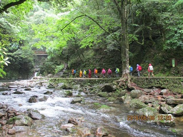 画像1: 【山旅会】赤目四十八滝