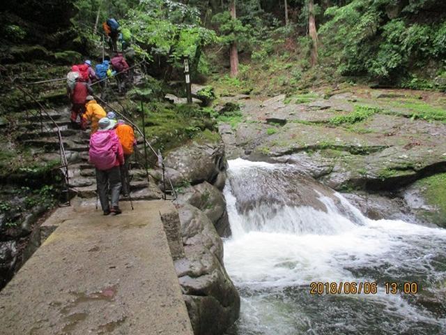 画像6: 【山旅会】赤目四十八滝