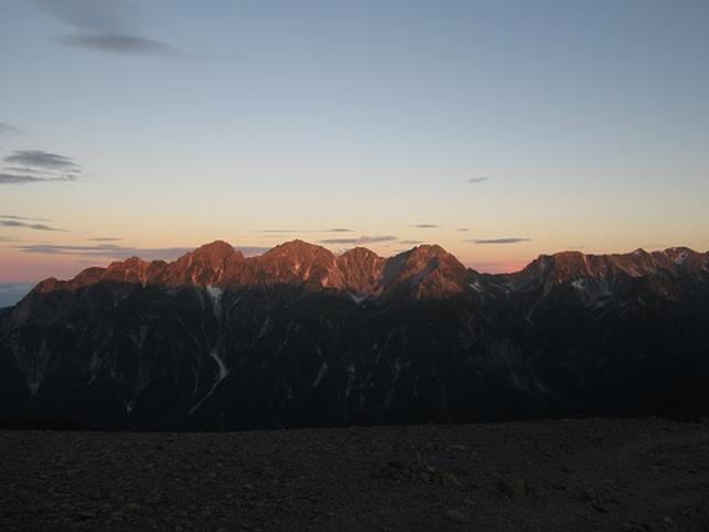 画像9: 【山旅会】蝶ヶ岳ツアーのご案内