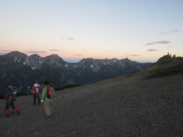 画像8: 【山旅会】蝶ヶ岳ツアーのご案内