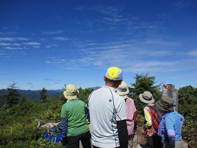 画像5: 【山旅会】帝釈山から田代山 添乗報告