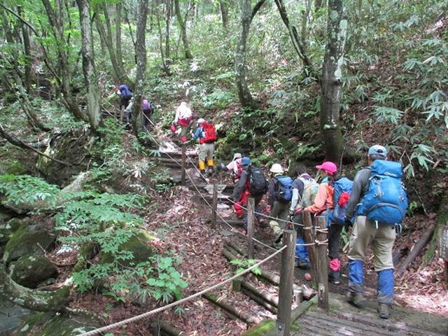 画像2: 【山旅会】安達太良山 ツアー実施報告 その1