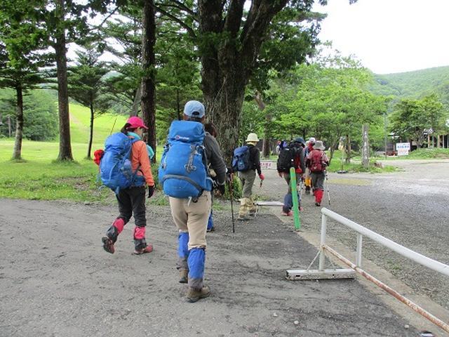 画像1: 【山旅会】安達太良山 ツアー実施報告 その1