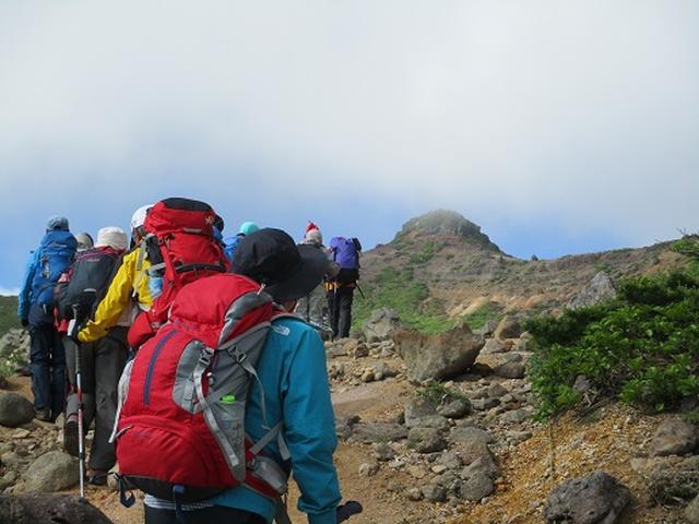 画像4: 【山旅会】安達太良山 ツアー実施報告 その2