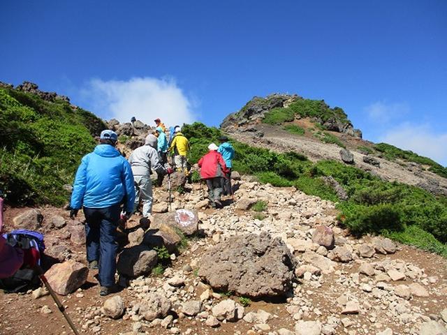 画像6: 【山旅会】安達太良山 ツアー実施報告 その2