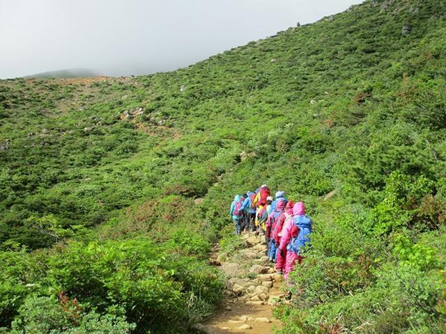 画像2: 【山旅会】安達太良山 ツアー実施報告 その2