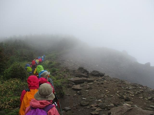 画像2: 【山旅会】黒斑山 ツアー実施報告