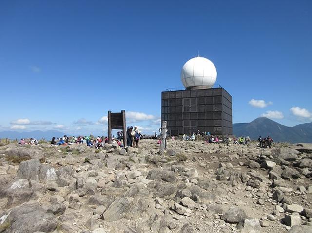画像2: 【山旅会】9月の山旅会「霧ヶ峰と乗鞍岳」のご案内