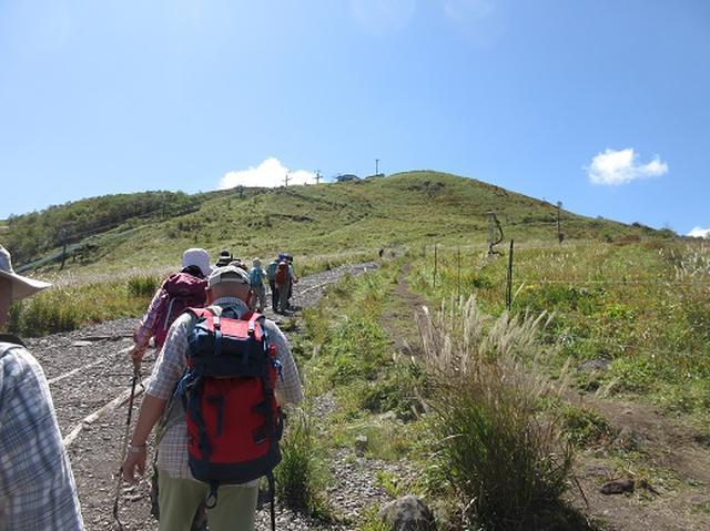 画像1: 【山旅会】9月の山旅会「霧ヶ峰と乗鞍岳」のご案内