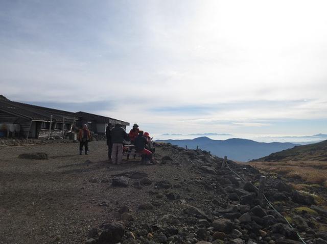画像4: 【山旅会】9月の山旅会「霧ヶ峰と乗鞍岳」のご案内