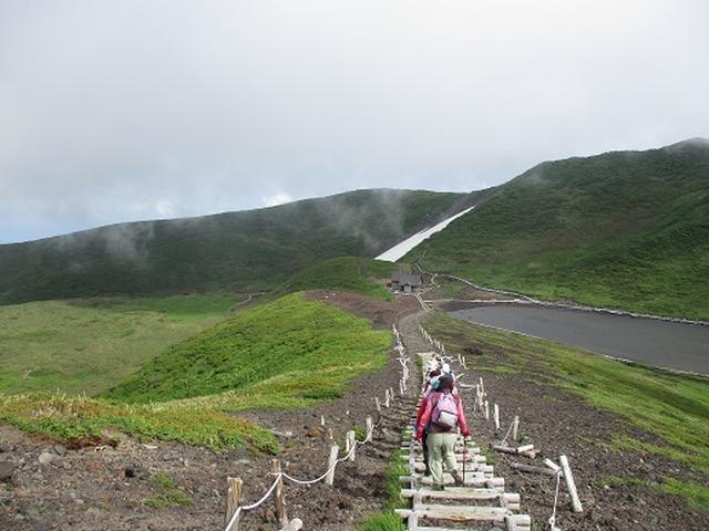画像1: 【山旅会】山旅会ツアー8月までの催行状況